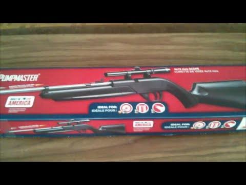 CROSSMAN 760 PUMPMASTER Review and Trial (Air Rifle/Pellet/BB Gun)