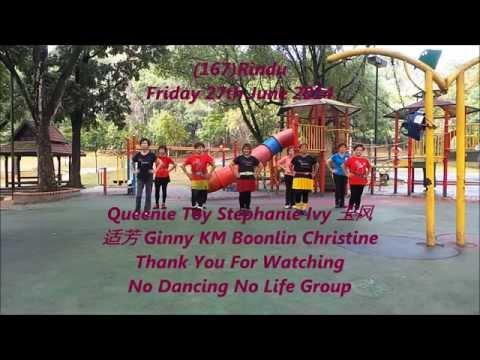 (167)Rindu By Roosamekto & Ayu Permana (Line Dance)