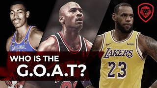 Why Wilt Chamberlain is Better than Jordan and Lebron