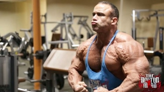 Jose Raymond is PEELED!  - Chest Workout 4 Weeks Until 2017 Arnold! thumbnail