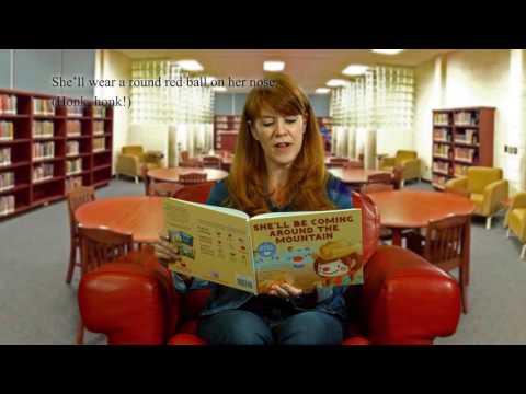Teacher Librarian Shannon McClintock Miller Reads Aloud She