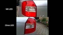Audi A4 B6 Avant Blinker LED (HINTEN)
