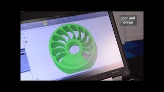 3D Systems' Specialized Military Scan-to-Print Solutions