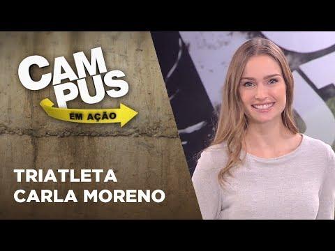 Campus Em Ação | Carla Moreno: Linhas De Chegada