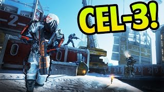 cel 3 in multiplayer advanced warfare reckoning dlc 4 new gun
