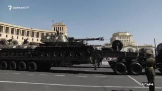 Վիգեն Սարգսյան՝ «Իսկանդեր» համակարգերը պատկանում են բացառապես Հայաստանի զինված ուժերին