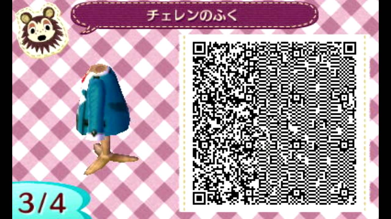 Top Animal Crossing: New Leaf - QR Codes - Pokémon Edition - YouTube NW81