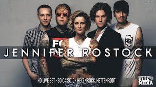 Jennifer Rostock - FULL HD LIVE SET - Hexenrock 2015