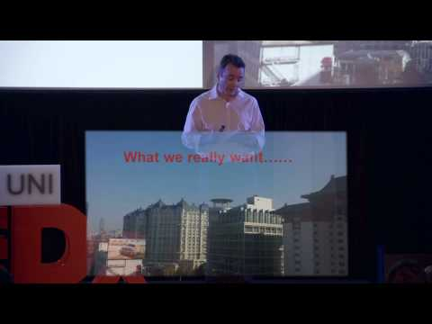 Stories from our Low Carbon Future | John O'Brien | TEDxFlindersUniversity