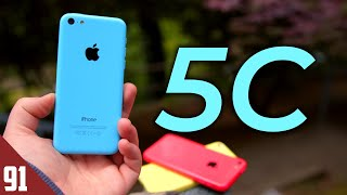 Using the iPhone 5C in 2021 - Review