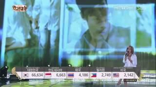 Gambar cover Hyorin Crazy of You Drama Awards