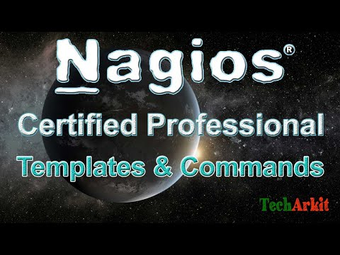Nagios Host / Service Templates | Define Commands | Tech Arkit