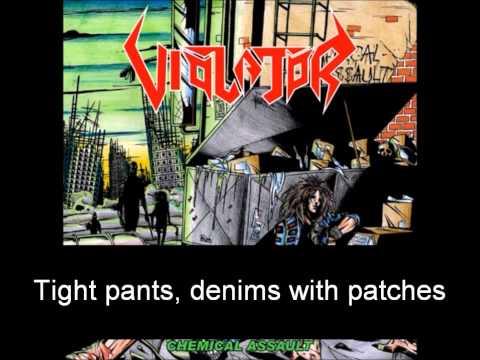 Violator - Addicted To Mosh (Lyrics) mp3