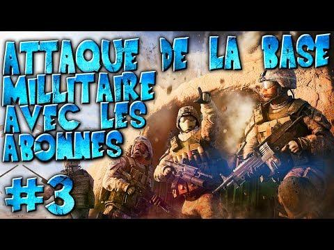 GTA V ONLINE | On attaque la base militaire avec les abonnés ! #3