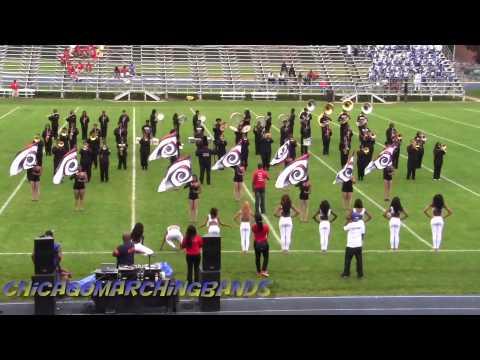 Proviso West High School Band Spring 2015