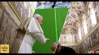 The Two Popes - VFX Breakdown by Union Visual Effects