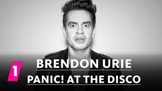 Brendon Urie von Panic! at the Disco im 1LIVE Fragenhagel | 1LIVE Video
