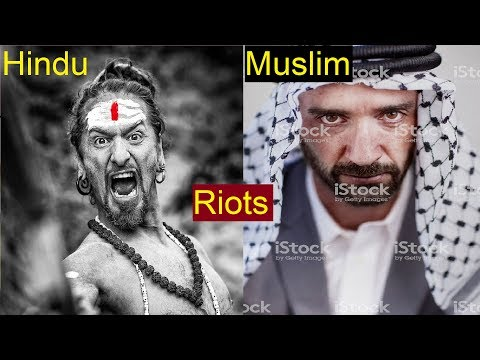 Hindu-Muslim Riots.2018's Most Peaceful Song.