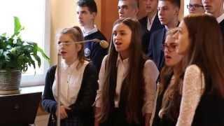 Modlitwa ŚDM w Krakowie 2016 - Zespół Szkół Katolickich Diecezji Kielceckiej