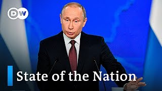 Putin in trouble over Russia's economic problems | DW News