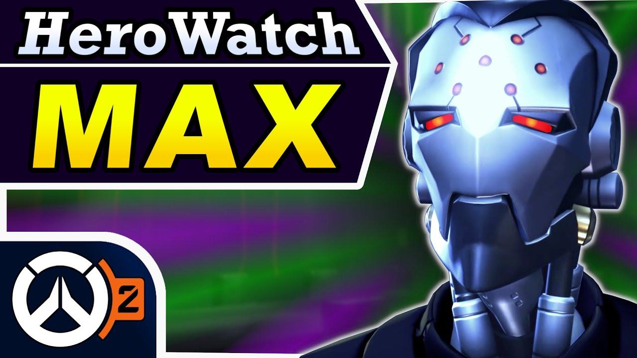Download Overwatch 2 - MAXIMILIEN New Hero Candidate Breakdown (HeroWatch)