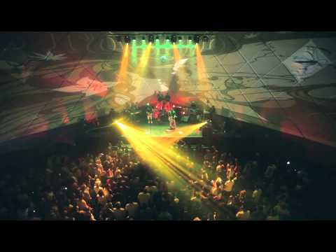 SLIGHTLY STOOPID - DON'T STOP live in São Paulo, Brazil;