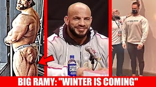 Can Big Ramy WIN the Olympia? + Roelly Shows the Crazy Shape He Was In + Classic Physique Weigh-Ins
