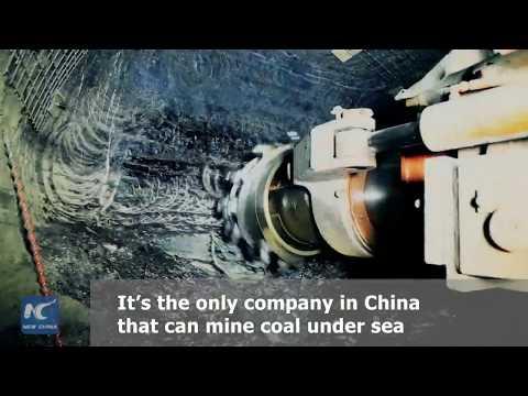 China's sole undersea coal mine to shut down
