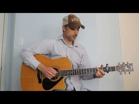 Best Shot - Jimmie Allen - Guitar Lesson | Tutorial