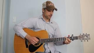 Best Shot - Jimmie Allen - Guitar Lesson | Tutorial Video