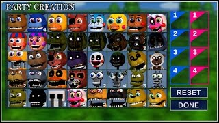 How To Get Any Character In FNAF World