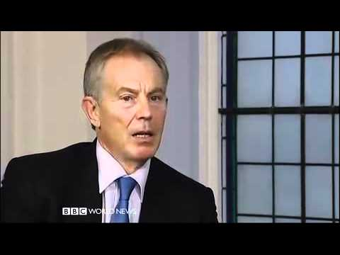 9/11 The Tony Blair Interview - Part 1