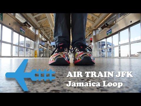 Airtrain around JFK! Jamaica Loop, not Howard Beach