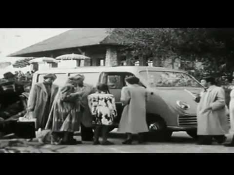 Werbefilm DKW Meisterklasse 1950