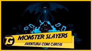 Monster Slayers - JOGO ÉPICO DE AÇÃO E CARTAS - Pc Gameplay [O QUE É?]