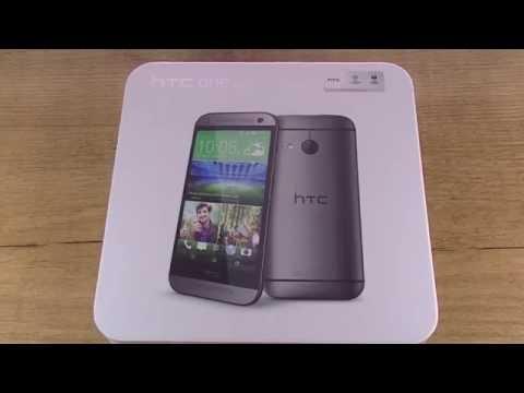 HTC One Mini 2 Unboxing y Primeras Impresiones ESPAÑOL