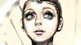Drawing The Childlike Empress (Speed Painting)