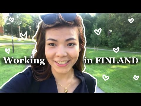My Working Life in Finland 🇫🇮