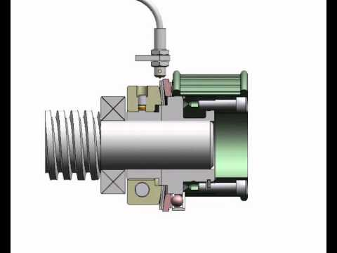 GAM Safety Coupling - Direct Drive