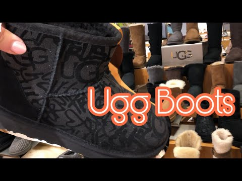Ugg Boots Shopping Fall 2019