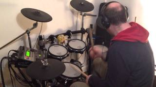 The Rembrandts - Just The Way It Is, Baby (Roland TD-12 Drum Cover)