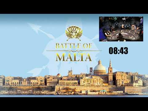 MPN Poker Tour @ Battle of Malta Main Event