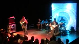 animals as leaders the castle theatre 5/28/14