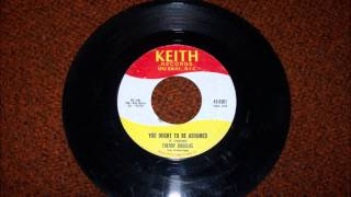 FREDDY DOUGLAS YOU OUGHT TO BE ASHAMED KEITH RECORD LABEL