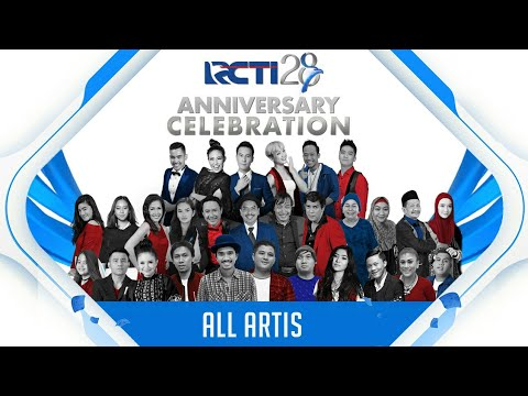 RCTI 28 ANNIVERSARY CELEBRATION | Sheila On 7 ft All Artist