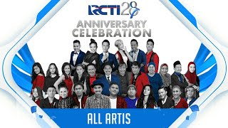 "Download Video RCTI 28 ANNIVERSARY CELEBRATION | Sheila On 7 ft All Artist ""Sebuah Kisah Klasik Untuk Masa Depan"" MP3 3GP MP4"