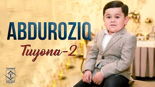 ABDUROZIK TUYONA - 2 | Абдурозиқ Туёна - 2