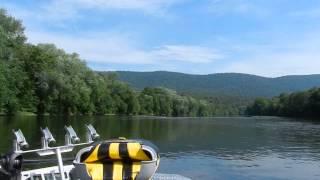 Legend SS Jet Boat 175 E Tec--Ankle Deep in the Juniata River