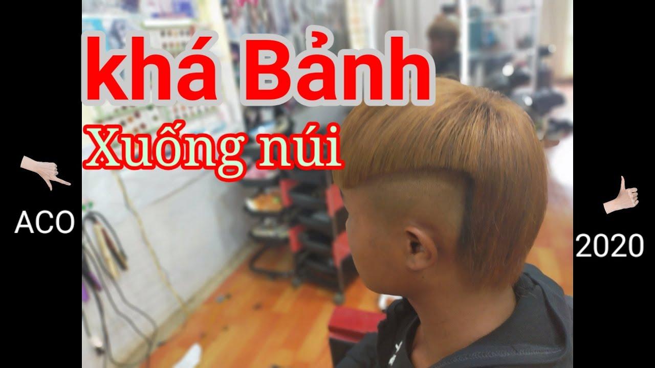Kiểu Tóc KHÁ BẢNH Cách Tân 2020 - Cắt tóc nam đẹp - Aco Barber Shop