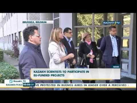 Kazakh scientists to participate in EU funded projects